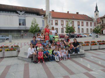 Obisk iz Ljubljane