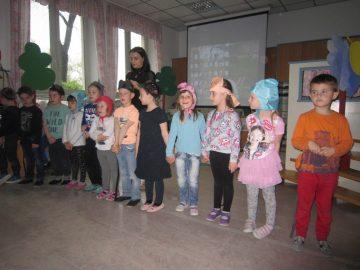 Srečanje z dedki in babicami v skupini Miške
