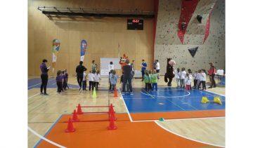 Otroci iz skupine Cicibani tekmovali na 24. Miniolimpijadi